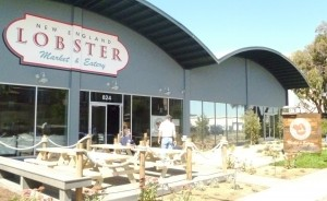 New England Lobster Market and Eatery; Where old meets new