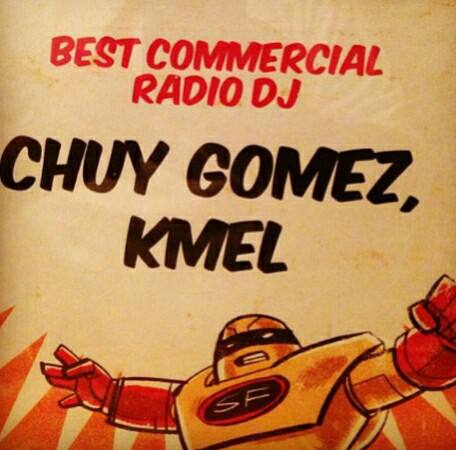 Chuy Gomez – BEST COMMERCIAL RADIO DJ
