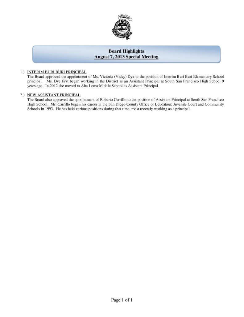 SSFUSD 8-7-13 Board highlights-page-001