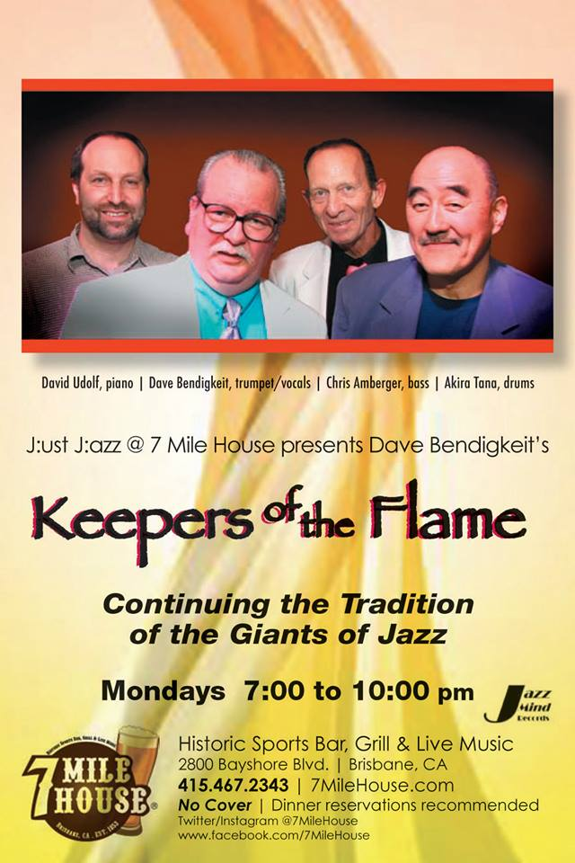 7 Mile House & Keepers of the Flame