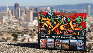 Bay Area Street Art with SF Author Steve Rotman