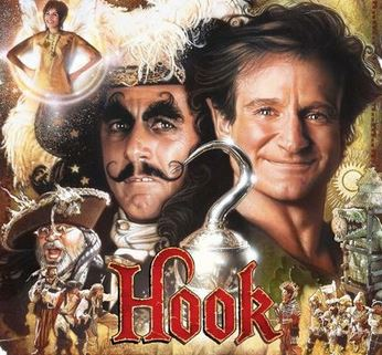 FREE Movie Night in the Park Featuring HOOK with Robin Williams