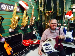 Shop Local, Shop Small on Small Business Saturday in South City