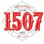 Get YOUR T-Shirt: Support SSF Professional Firefighters Union Local 1507 National Breast Cancer Awareness Fundraiser
