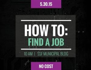 How to Find a Job with Proven Success Seminar hosted by Great Commission Church