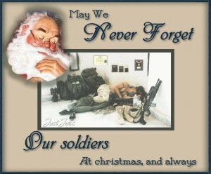 Merry Christmas, My Friend- A Tribute to our Soldiers