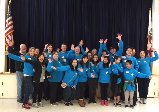 Kaiser Permanente Keeping the Dream Alive on MLK Day of Service