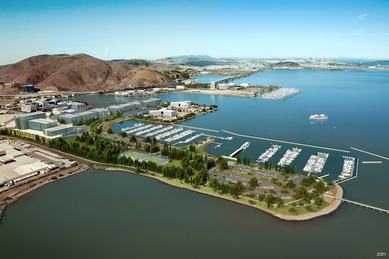 Shorenstein and SKS Seek to Capitalize Oyster Point by Jon Peterson The Registry