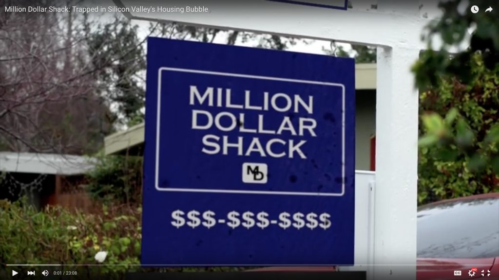 Million Dollar Shack: Trapped in Silicon Valley's Housing Bubble