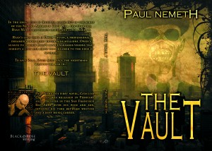 South San Francisco Author Paul Nemeth releases new book THE VAULT
