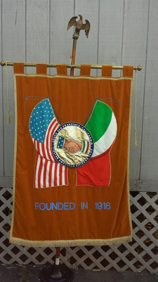 SSF Italian American Citizens Club Celebrates 100 Years Anniversary