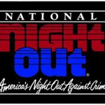 National Night Out GAME ON Adds Security Camera Prize & more