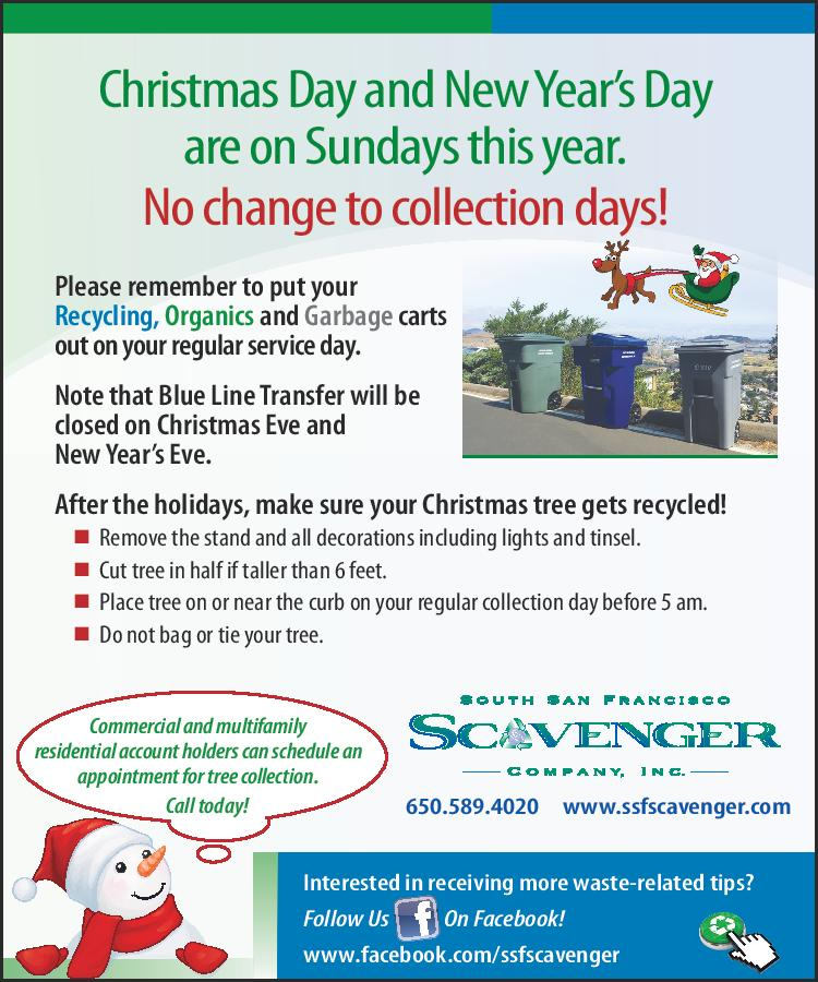 Free Christmas Tree Pick Up Part - 49: Share This: