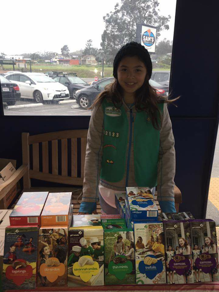 Where to find Girl Scout Cookies