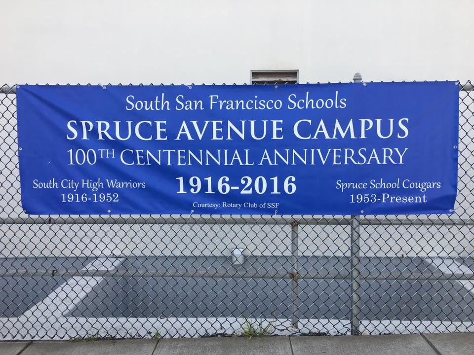 Spruce Avenue Campus Alumni Needed for Historical Interview March 11th & 25th