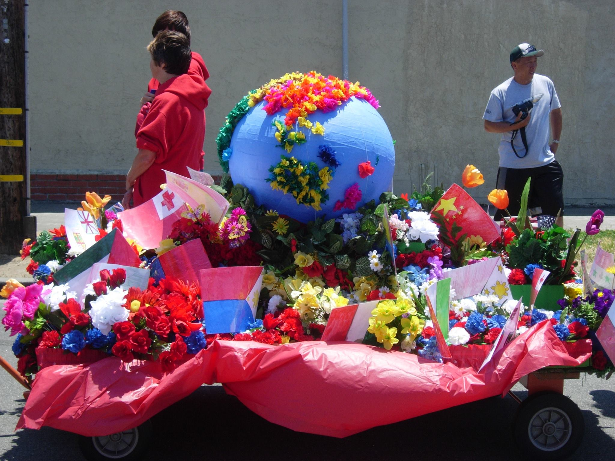 San Bruno Posey Parade and Community Day in the Park Set for June 4th