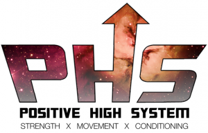 The Positive High System; A Health & Fitness Program by Coach Serge