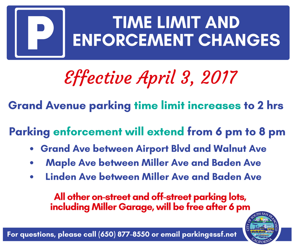 Locals Upset Over Downtown Parking Enforcement Extended 2 Hours With Increase Rates Coming