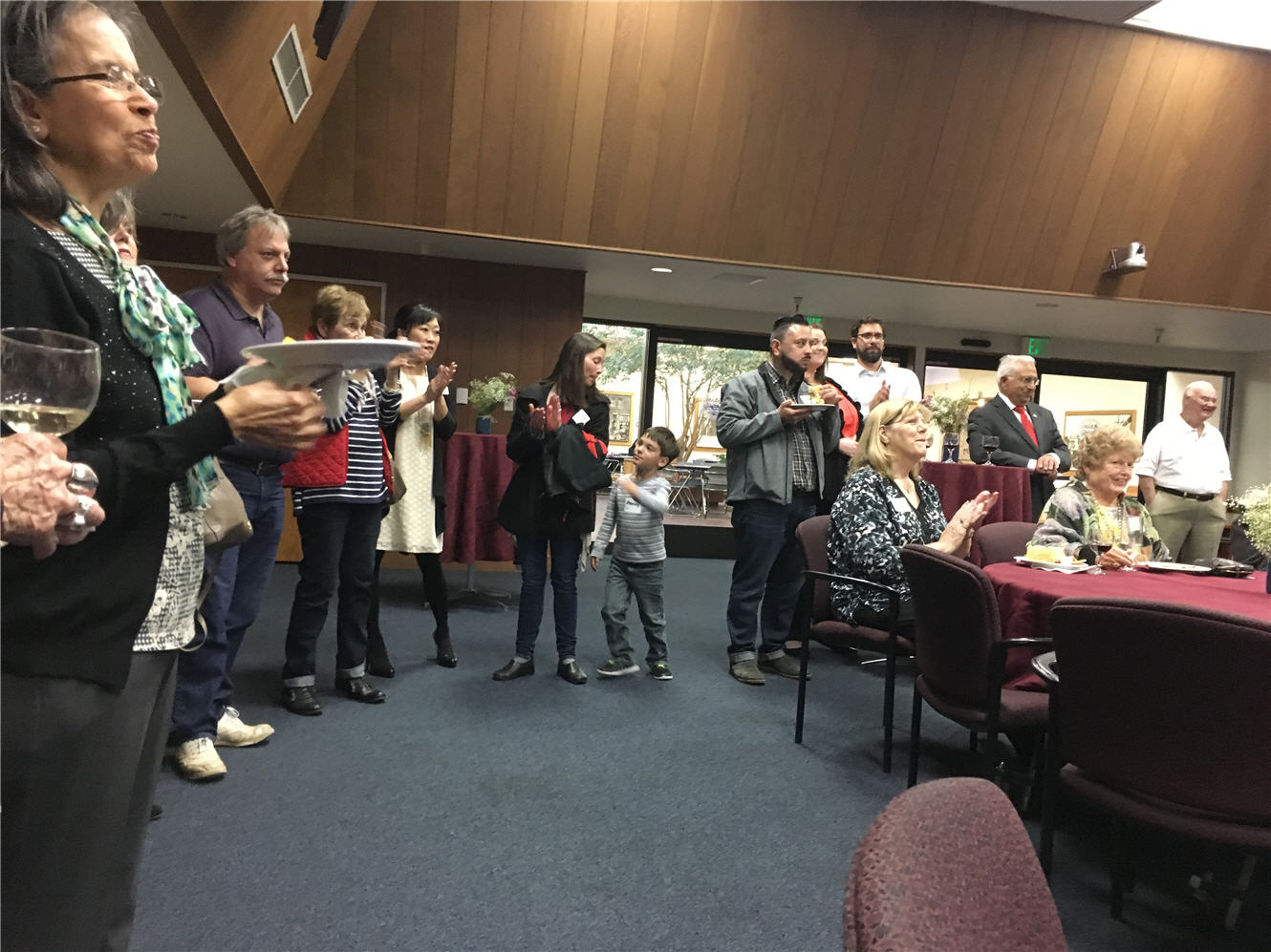 Friends Thanking Friends: Friends of SSF Park and Recreation Review Accomplishments