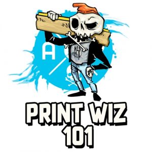 WIN FREE Admission to ANTHEM Screen Printing Class – Print Wiz 101 NOW!