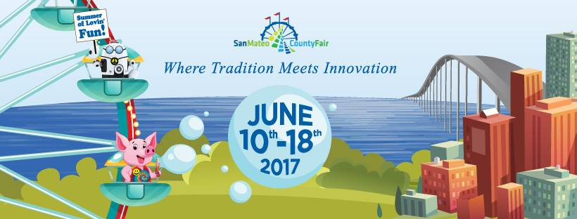 Who is Going to the San Mateo County Fair? ESC GAME ON Winners Announced!