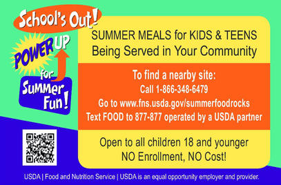 Los Cerritos and Spruce Schools Set as Free Lunch Locations for Kids through the Summer and Other Resources