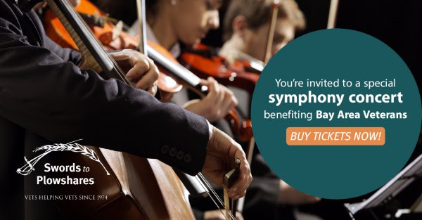 Support our Veterans and the Arts at the Summer Solstice Symphony Concert Wednesday, June 21, 2017