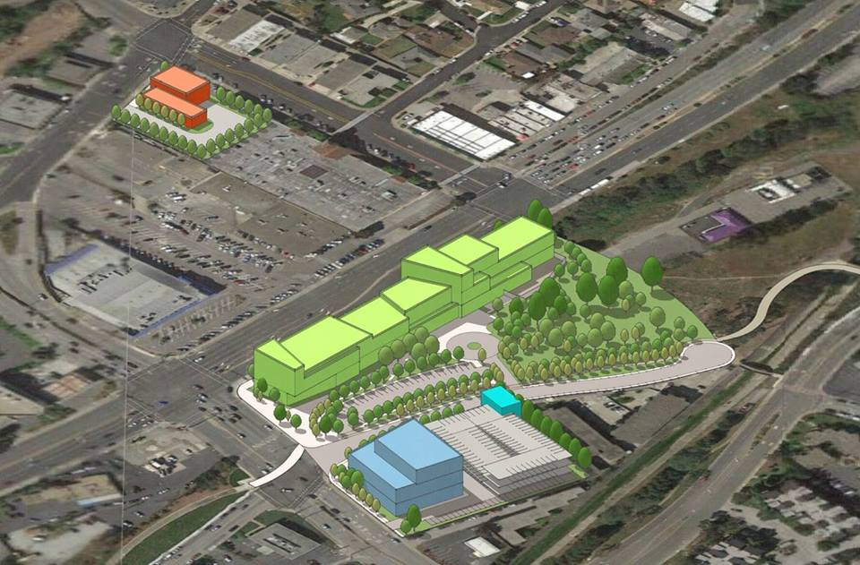 South City's Civic Center Moves Forward; 45 Day Public Review in Progress