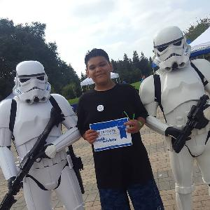 SSFHS Senior Adrian Madrigal's Gives Back to Walk for Wishes – Make A Wish