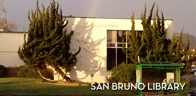 Friends of San Bruno Library Book and Media Sale July 22nd
