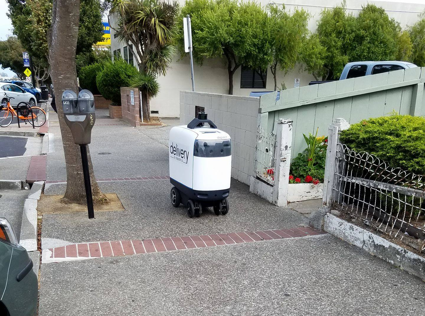 Bots About The Block – Meet CARRY – SSF Downtown's Newest Neighbor