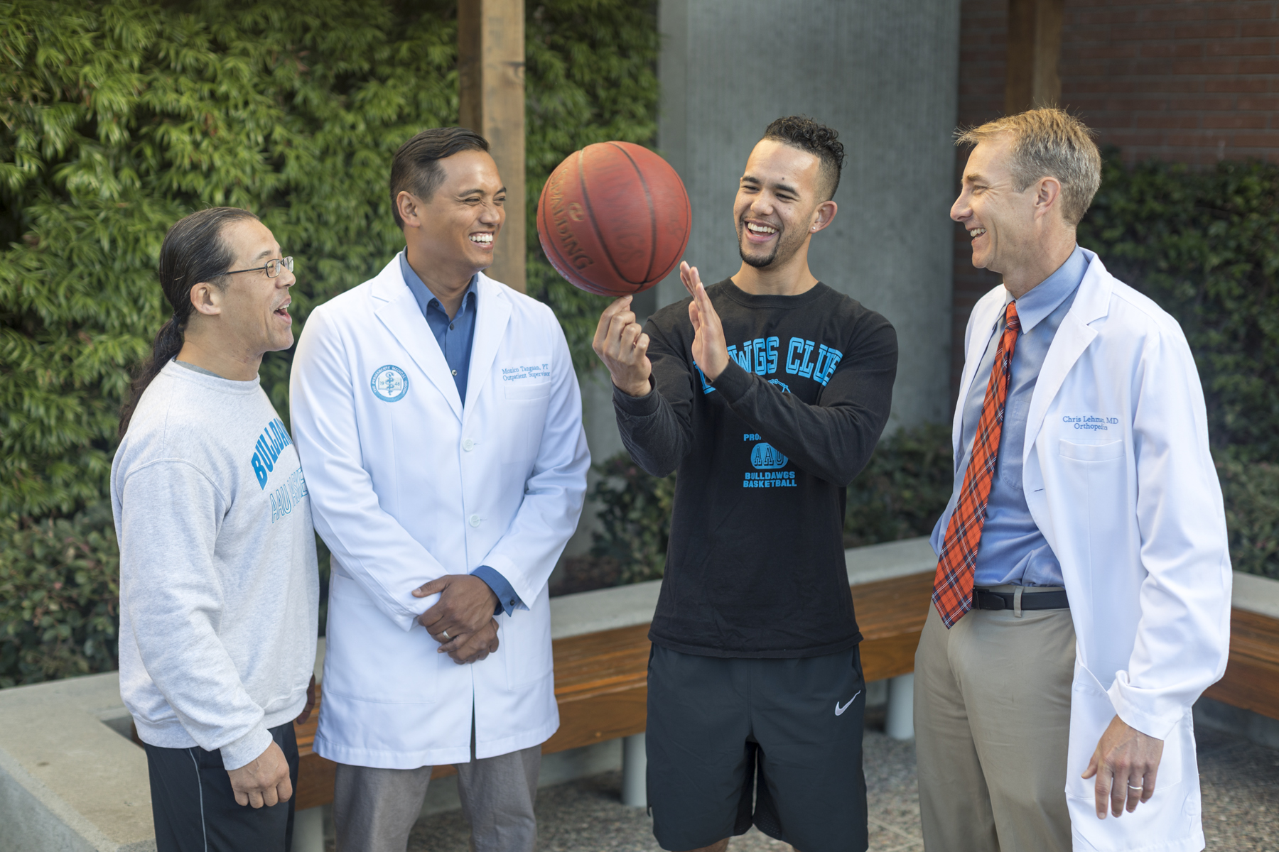 Expert Care at Kaiser Permanente South San Francisco Changes the Game for Father and Son