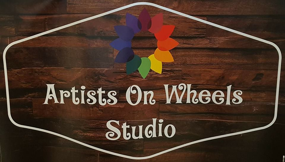 Welcome to Artists on Wheels; Arts and Crafts For All!