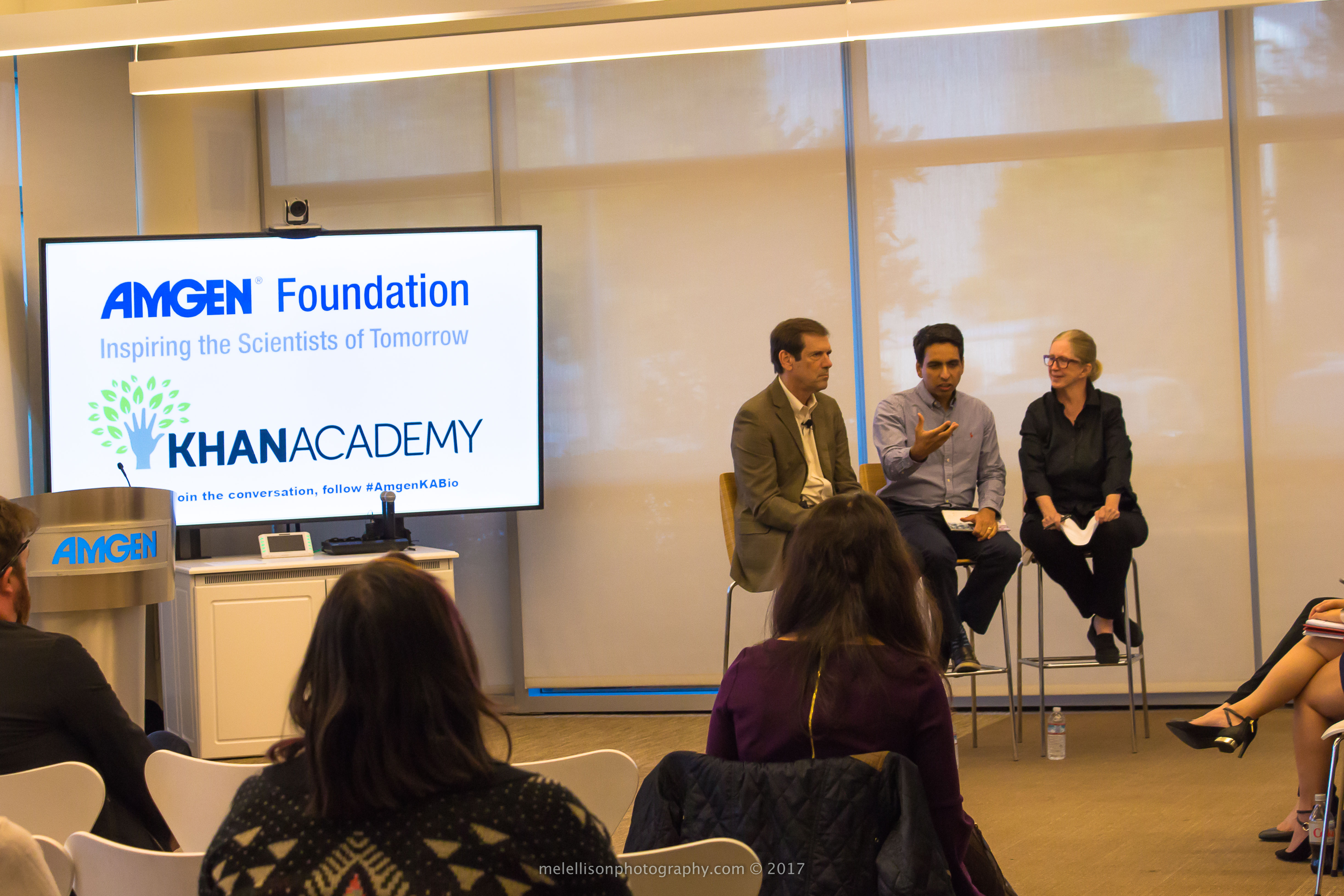Everything South City On Scene; Khan Academy Receives $3M Grant from Amgen