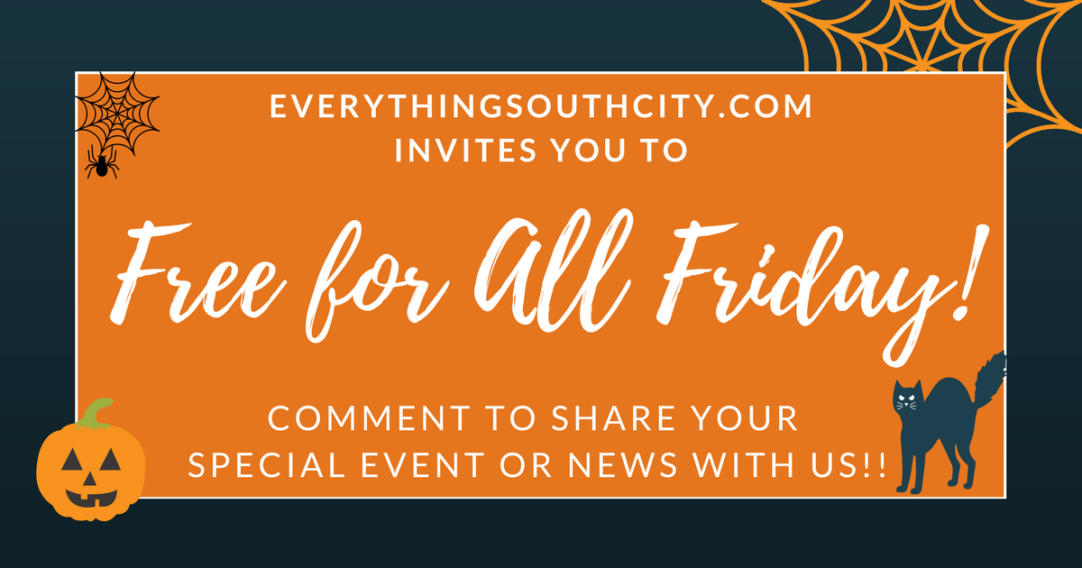 Free For All Friday: October 27, 2017