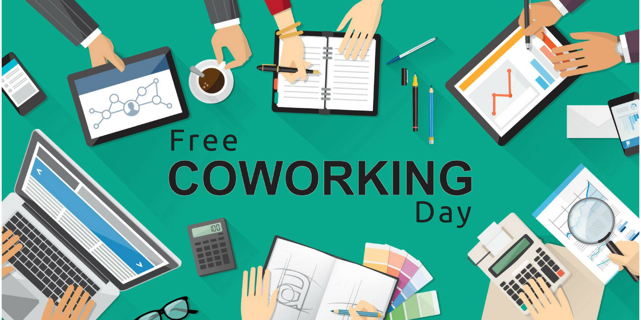 Free Coworking Day for Entrepreneurs Hosted by Bay Area Entrepreneur Center October 25th