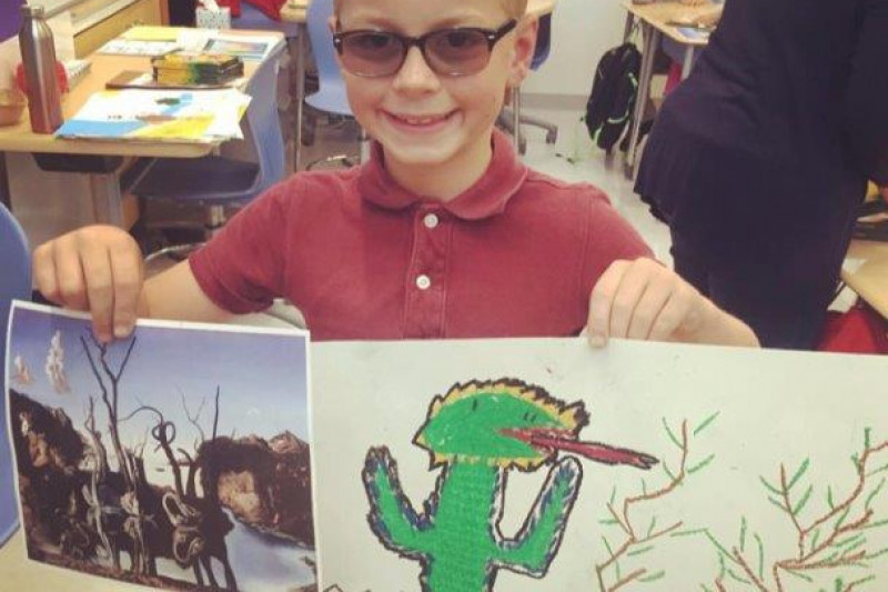 Ponderosa Elementary Art in Action Seeks 'Giving Tuesday' Donations