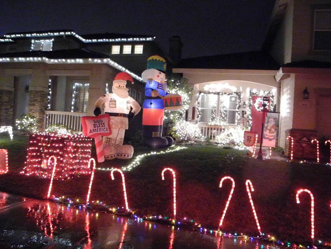 Holiday Helper: Leave the Christmas Lights Decor to the Pros as SFSU Grad Offers Expertise