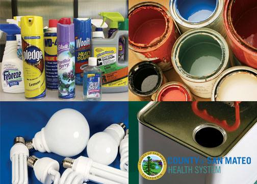FREE Household Hazardous Waste Collection Event in SSF February 3rd – MUST PRE-Register – Sign Up NOW!