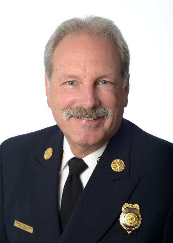 South San Francisco Fire Chief Gerald Kohlmann To Retire End of January 2018