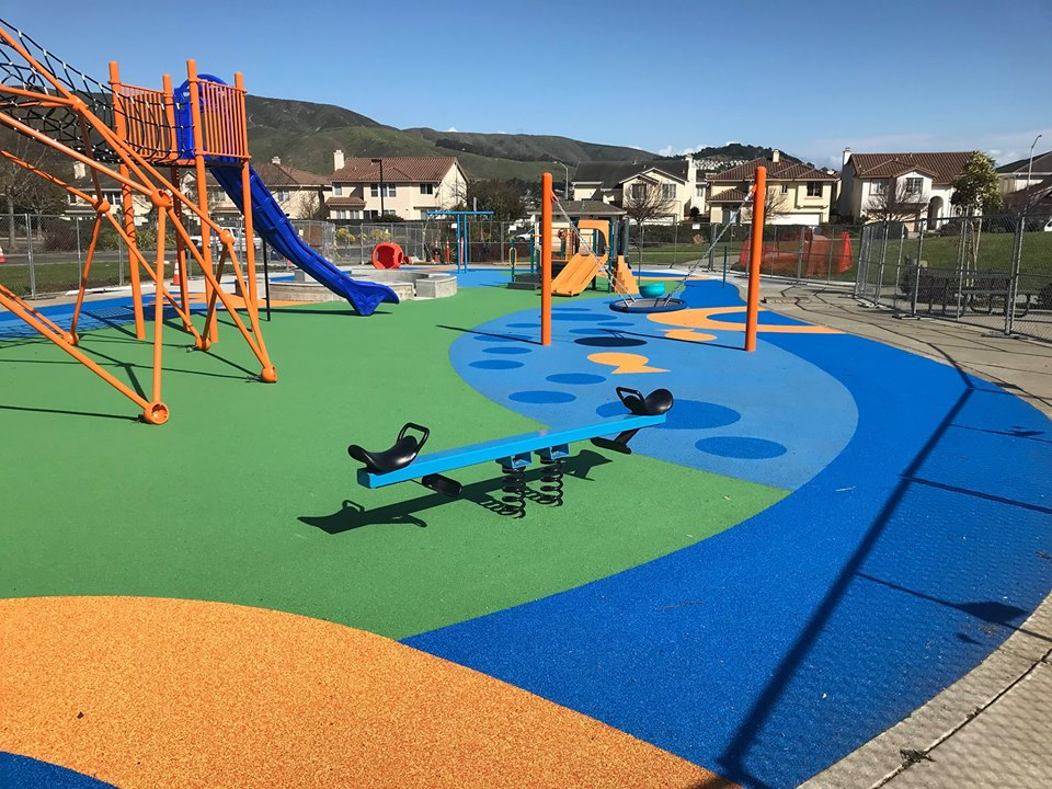 Alta Loma Park Ribbon Cutting Celebration April 7th as New and Improved Park Reopens