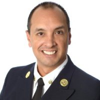 Congratulations to Jess Magallanes -SSFFD New Chief