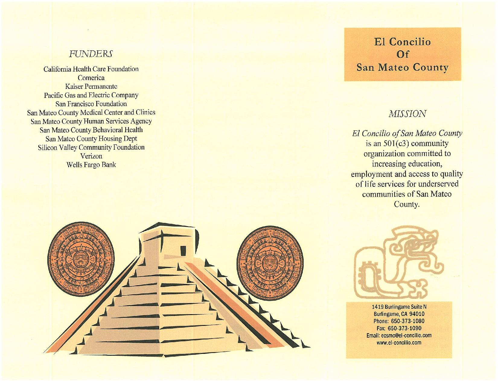 El Concilio Home Repair Program Plus Other Resources For Low-Income Families