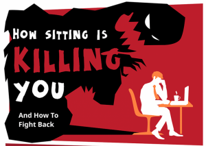Why Sitting Is Taking Years Off Your Life, And How To Fight Back