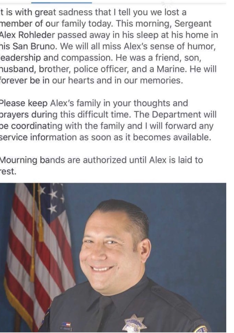 Local Communities Mourn the Loss of Sgt Alex Rohleder