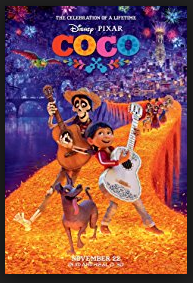 Pixar's COCO to be Featured at South San Francisco's Movie in the Park Friday July 20th