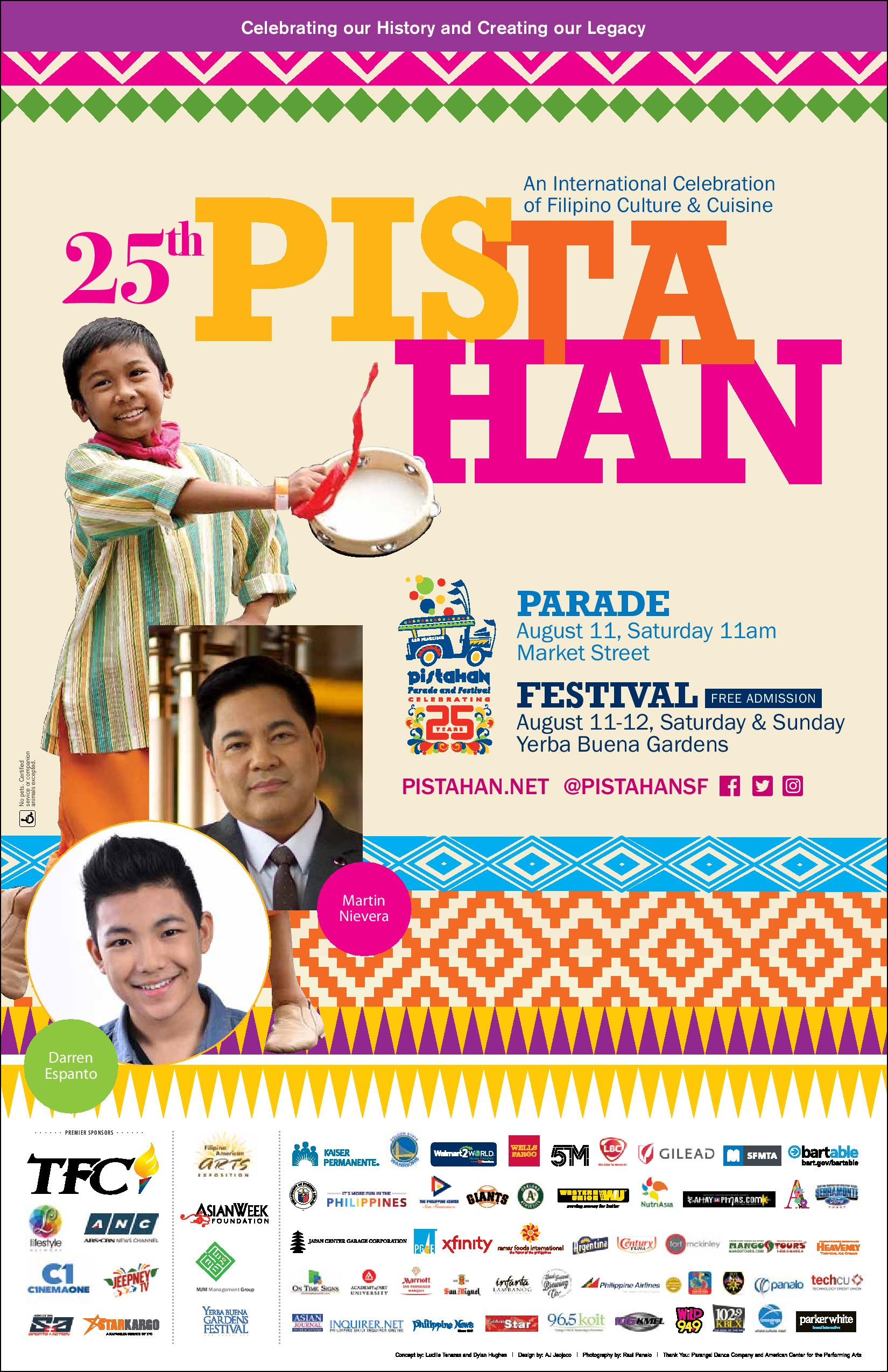 Kaiser Permanente Hosts Health Pavilion at 25th Pistahan  Annual Festival the Weekend of August 11 and 12