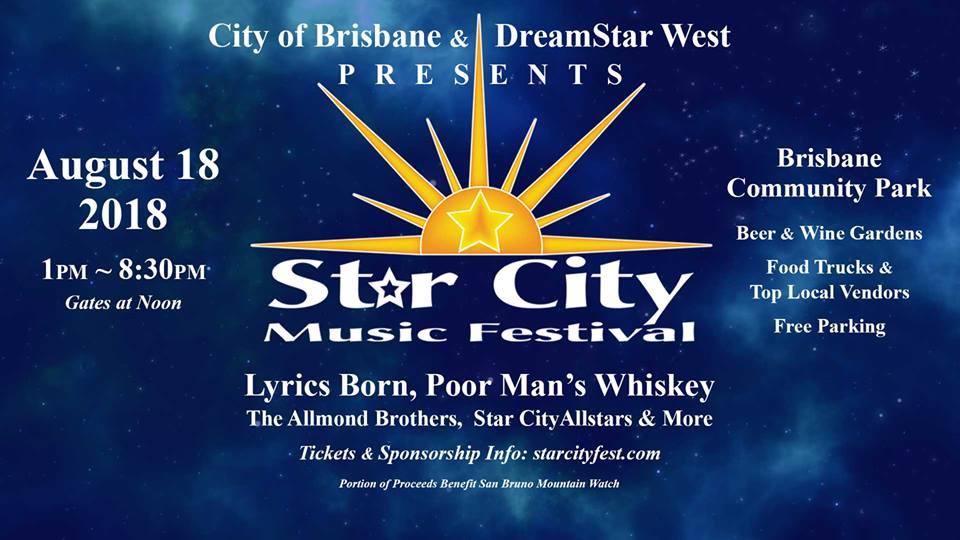 Brisbane's Annual Star City Music Festival Set for Saturday August 18th