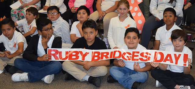 """Martin Elementary School """"Ruby Bridges Walk to School Day"""" Venue Changed to San Mateo County Office of Education"""